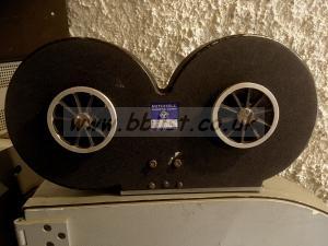 Mitchell S4L 35mm 400'/122m camera magazines