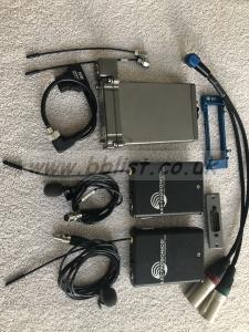 Lectrosonics Dual wireless kit