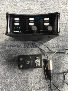 Cedar dns2 noise reduction unit