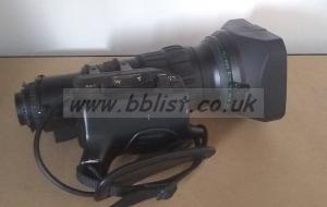 Fujinon A13x6.3BERM-SD B4 2/3 Wide Angle Lens