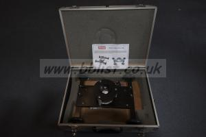 Hague D9 Table Top Dolly with Case