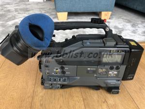 Sony camcorder HDW-750p