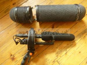 MS Shootgun Microphone  kit