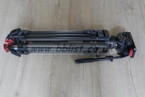 Sachtler Heavy Duty Tripod and Head. Used. Good condition.