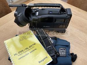 IKEGAM HL-DV7W DVCAM Tape Camcorder