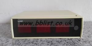 Leitch DTD-5210 LED Timecode Clock