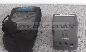 Hamlet Portable Microscope HD Format (waveform/Vector scope
