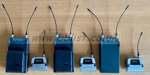 Sennheiser transmitter SK5212 + EK3241 receiver