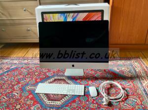 iMac Retina 5K, 27-inch, 2019, excellent condition