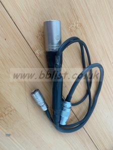 Micron Input Cable with Hirose power