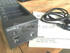 Battery charger SONY BC-1WD