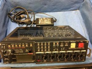 Fostex PD6 portable recorder