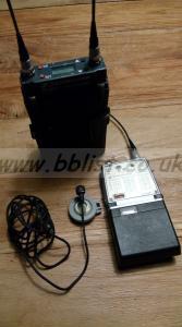Sennheiser Radio Mic EK 3041 + SK50 + MKE 4-2