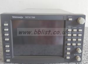 Tektronix WFM-700HD HDSDI Waveform/Vectorscope