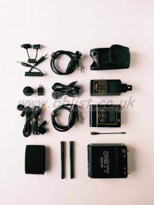 Deity Connect Interview Kit (HD-TX USA model, BP-TX, DUO-RX)