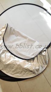 Five-in-one folding reflector