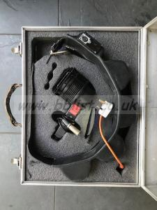 Paglight and Battery Belt in Pag Power Case