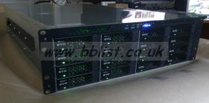 Studio Network Solutions EVO 16-Bay Shared Media Server
