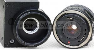 Lens adaptors and converters
