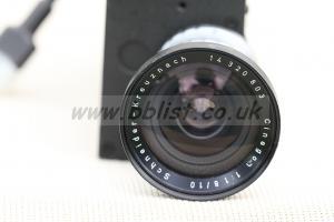 Schneider-Kreuznach Super 16mm 10mm 'C' Mt lens