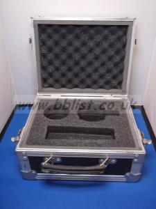 Packhorse Flightcase for Neumann U87 & Accessories