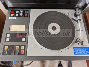 EMT 950 Turntable (Ex-BBC)