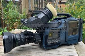Sony DVW 700 WSP with Fujinon 15x8 BEVM lens