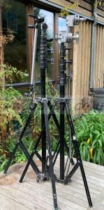 Master and Heavy duty Baby stands