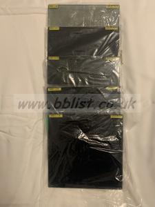 Tiffen filters 6.6x6.6 (150x150mm) Set of 5 IR ND filters