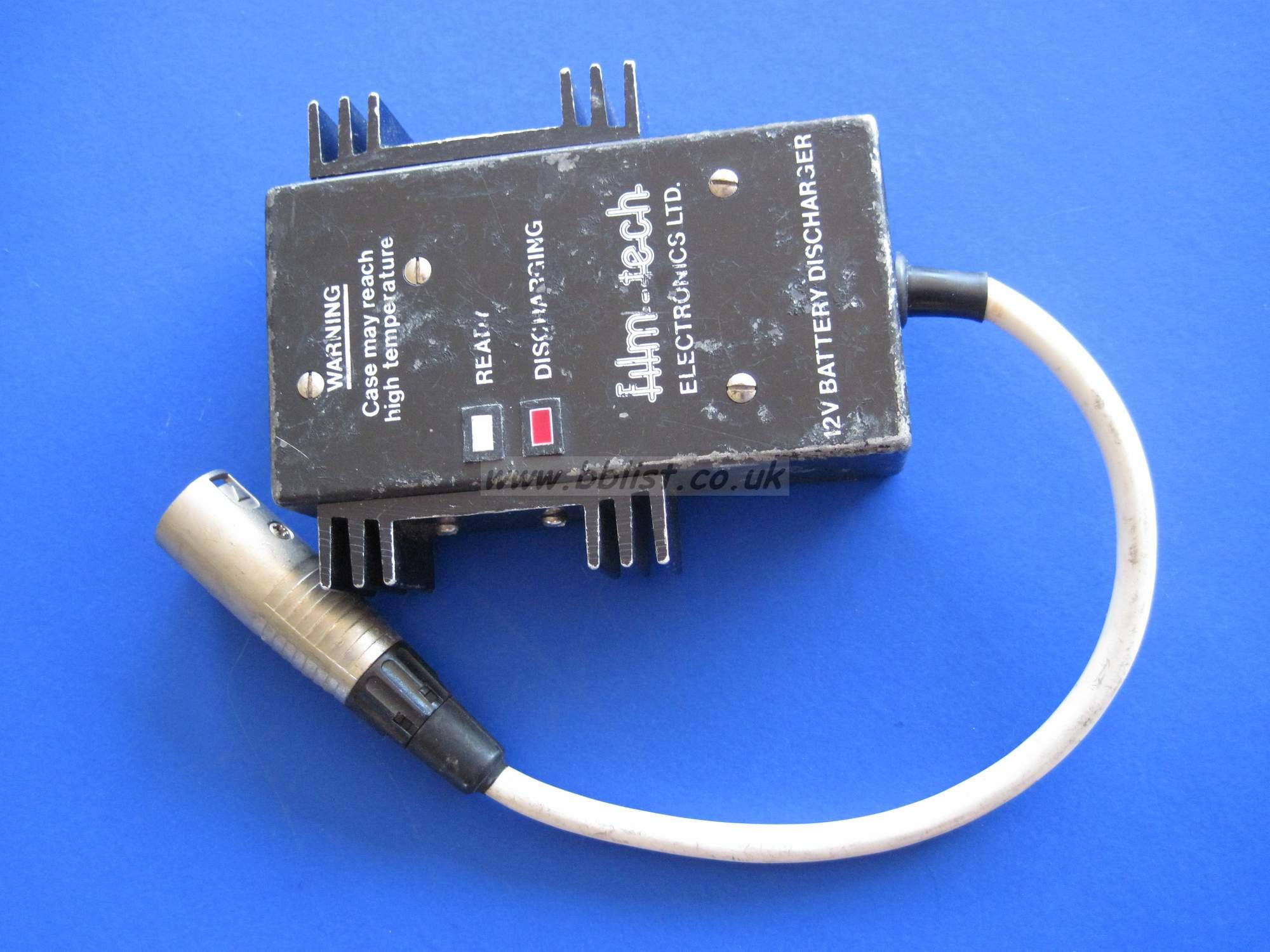 Battery Discharger 12V Battery Discharger 12V