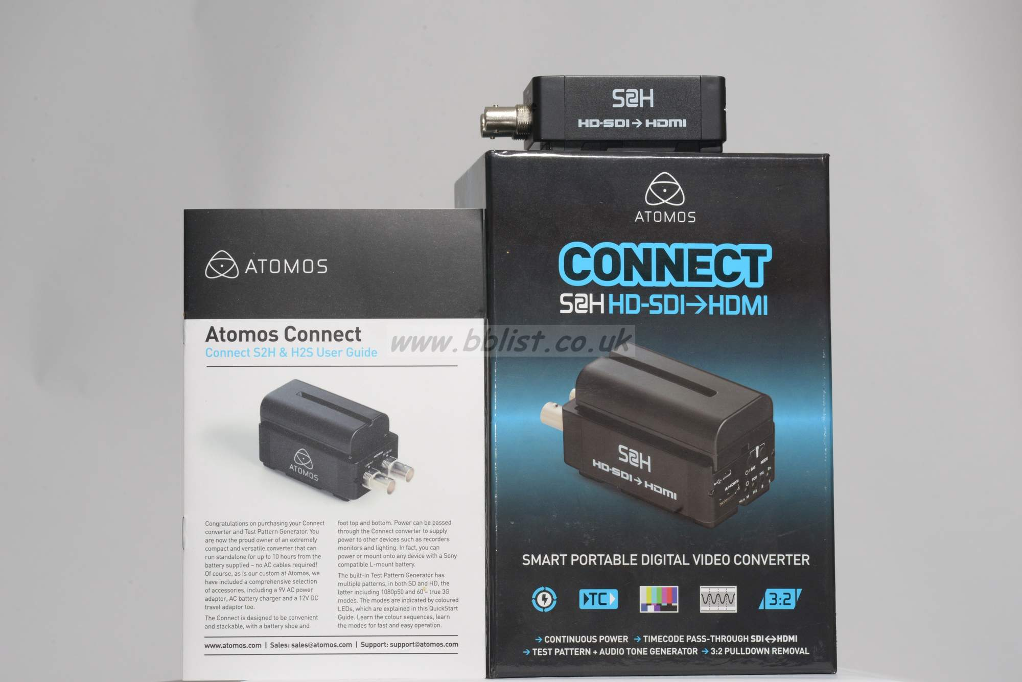 Atomos Connect HDSDI TO HDMI converter