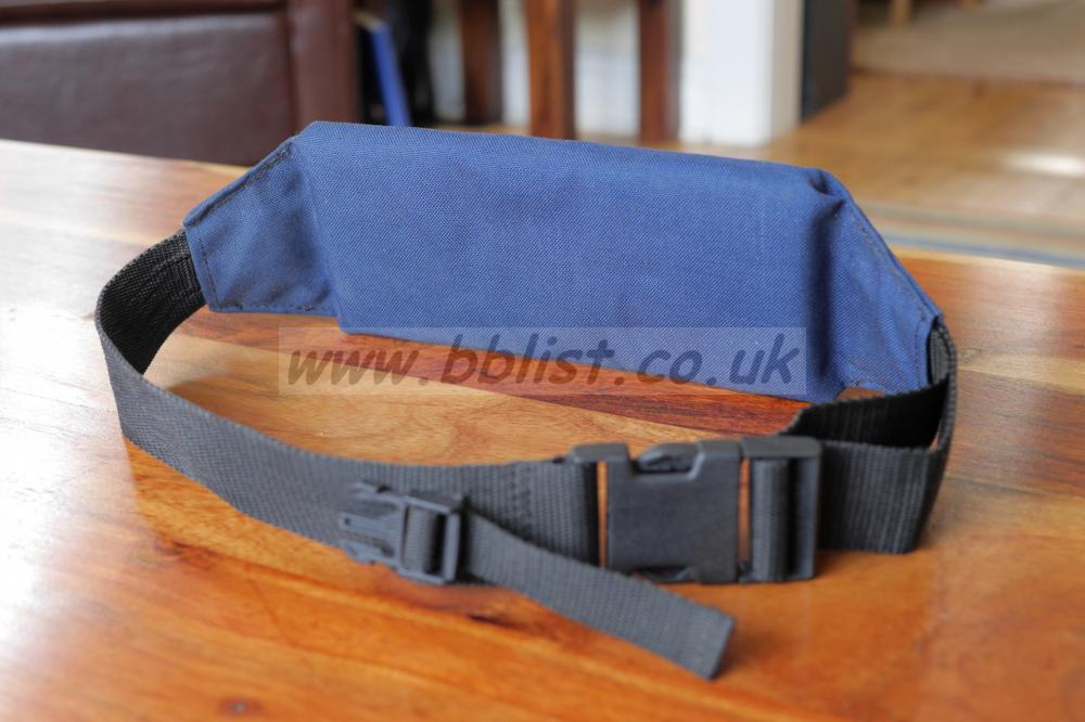 KT Systems Mixer Bag Waist Belt with Back Pad
