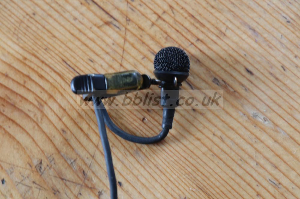 Sony ECM 77-B microphone Sony ECM 77-B microphone