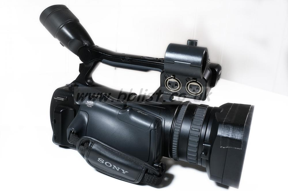 SONY HVR-V1E camera SONY HVR-V1E camera
