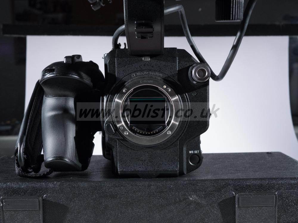 Sony FS-5 Super 35 Camera LOW HOURS, Sony FS-5 Super 35 Camera LOW HOURS,