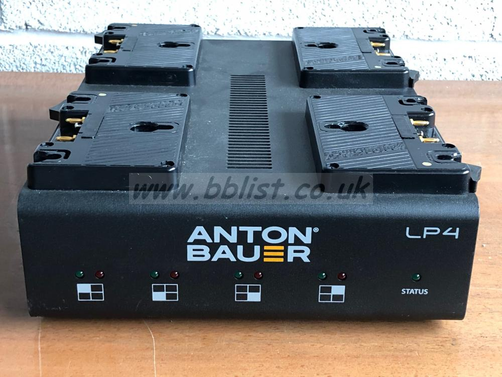 Battery charger Anton Bauer