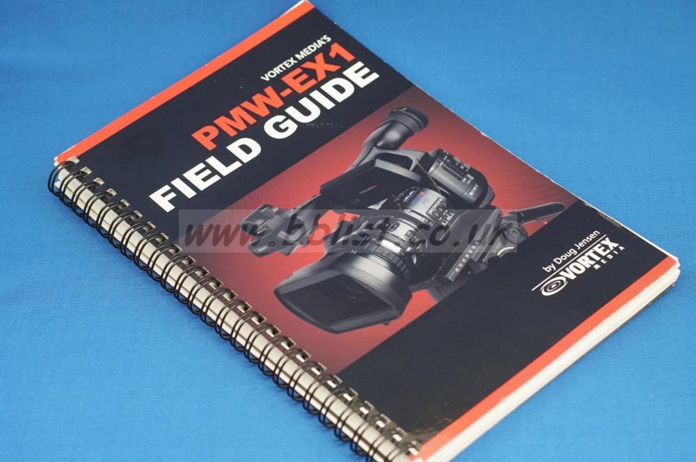 Vortex field guide to the EX1 camcorder