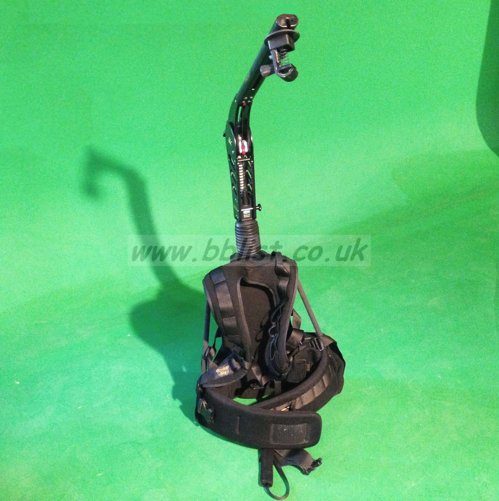 Easyrig Vario 5 + stabil arm for stabilizer camera cinema