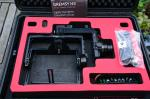 Gremsy H3 Gimbal in Hard Case with extra batteries.