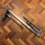 Libec JB-30 jib arm & weights
